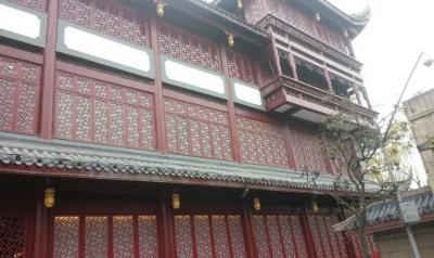 仿古建筑楼